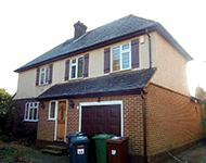 Large detached property near Borehamwood